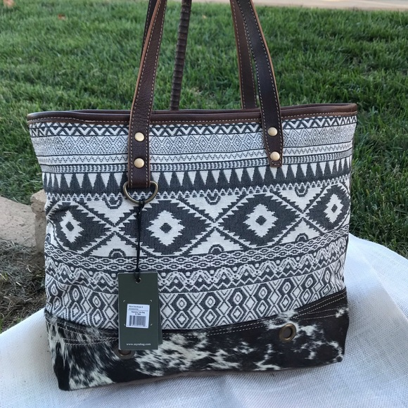Myra Bag Bags Myra Heavenly Tote Purse Bag Cowhide Canvas Boho Poshmark In this capacity, she assisted the ministry of magic's department for the regulation and control of magical creatures in solving cases related to. myra heavenly tote purse bag cowhide canvas boho